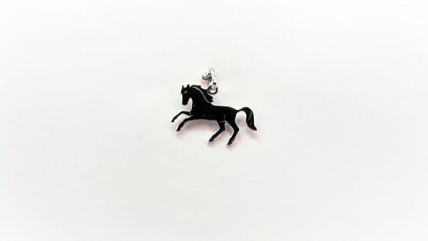Kinderanhänger Pferd 925 Ag