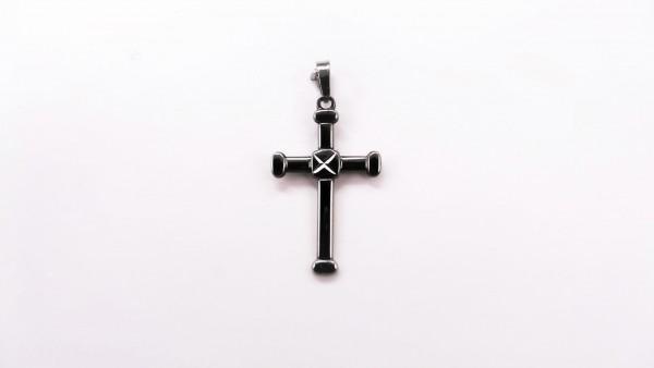 Anhänger-Kreuz 925 Ag