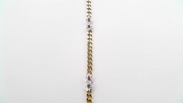 Armband 585 GG/WG