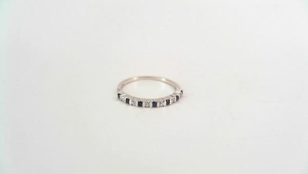 Damenring Mehrsteiner 585 WG