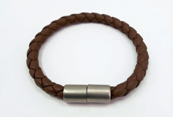 Herrenarmband Stahl