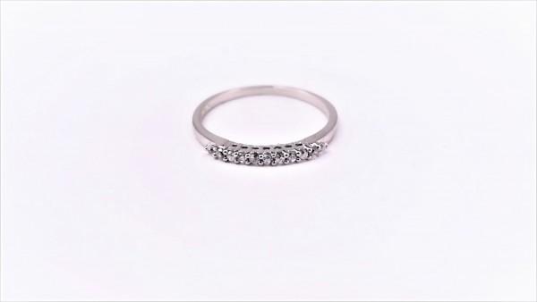 Damenring Mehrsteiner 925 Ag