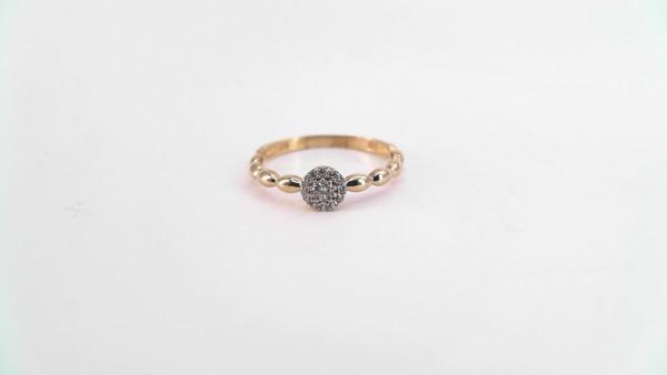 Damenring Mehrsteiner 333 GG