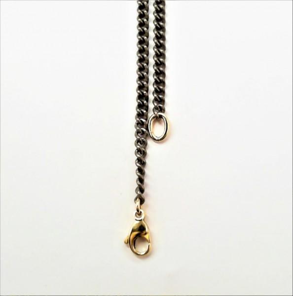 Armband Stahl/Gold