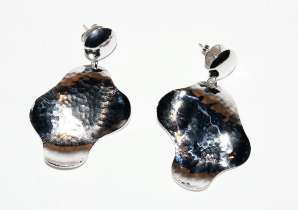 handgefertigte Ohrhänger Silber 925