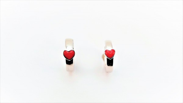 Kindercreole Herz 925 Ag